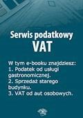 Serwis podatkowy VAT. Wydanie lipiec 2014 r. - Rafał Kuciński - ebook