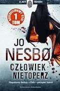 Człowiek nietoperz - Jo Nesbo - ebook + audiobook