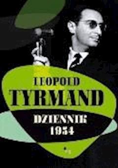Dziennik 1954 - Leopold Tyrmand - ebook