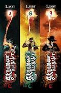 Skulduggery Pleasant: Band 7-9 inklusive eShort - Derek Landy - E-Book