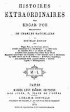 Souvenirs de M. Auguste Bedloe  - Edgar Allan Poe - ebook