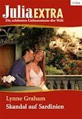 Skandal auf Sardinien - Lynne Graham - E-Book