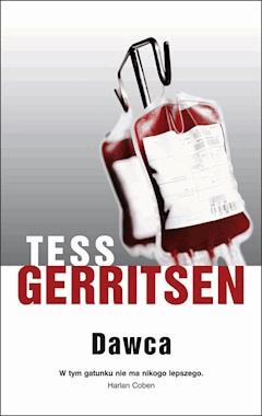 Dawca - Tess Gerritsen - ebook