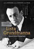 Lista Grundmanna - Jacek M. Kowalski, Robert J. Kudelski, Robert Sulik - ebook