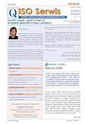 ISO Serwis. Wszystko o normach i systemach zarządzania jakością. Nr 4/2014 - Opracowanie zbiorowe - ebook