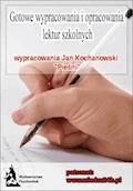 Wypracowania Jan Kochanowski - Pieśni - Opracowanie zbiorowe - ebook