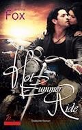 Alpha Unit: Hot Summer Ride - Savanna Fox - E-Book