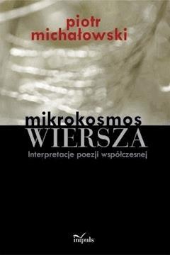 Mikrokosmos wiersza - Piotr Michałowski - ebook
