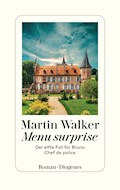 Menu surprise - Martin Walker - E-Book