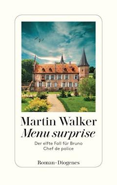 Menu surprise - Martin Walker - E-Book