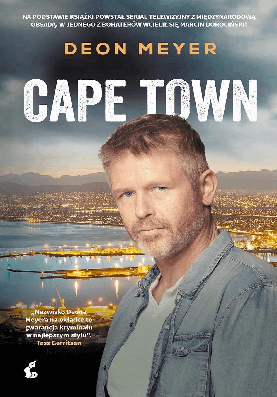 Cape Town - Tylko w Legimi możesz przeczytać ten tytuł przez 7 dni za darmo. - Deon Meyer