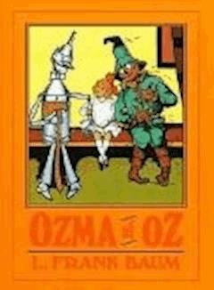 Ozma of Oz - Lyman Frank Baum - ebook