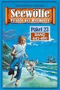 Seewölfe Paket 23 - Roy Palmer - E-Book