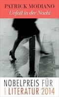 Unfall in der Nacht - Patrick Modiano - E-Book