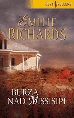 Burza nad Missisipi - Emilie Richards - ebook