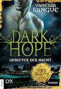 Dark Hope - Gebieter der Nacht - Vanessa Sangue - E-Book