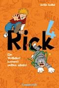 Rick 4 - Antje Szillat - E-Book