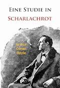 Eine Studie in Scharlachrot - Arthur Conan Doyle - E-Book