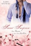 Sweet Surprise - Der Mann aus dem Koffer - Karin Koenicke - E-Book