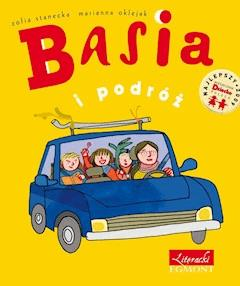 Basia i podróż - Zofia Stanecka - ebook