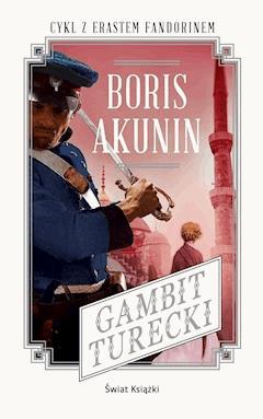Gambit turecki - Boris Akunin - ebook