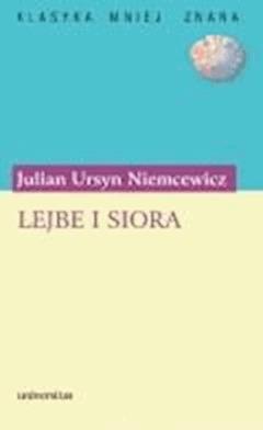 Lejbe i Siora - Julian Ursyn Niemcewicz - ebook