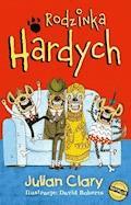 Rodzinka Hardych - Julian Clary - ebook