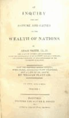 An Inquiry into the Nature and Causes of the Wealth of Nations - Adam Smith - ebook