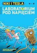 "Niki iTesla. Laboratorium pod napięciem - ""Science Bob"" Pflugfelder, Steve Hockensmith - ebook"