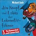 Michael Ende - 03: Jim Knopf und Lukas der Lokomotivführer (Hörspiel) - Michael Ende - Hörbüch