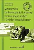 Kształtowanie konkurencyjności i przewagi konkurencyjnej małych i średnich przedsiębiorstw - Anna Adamik - ebook