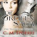 Die Greifen-Saga, Band 2 - C. M. Spoerri - Hörbüch