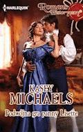 Podwójna gra panny Lisette - Kasey Michaels - ebook