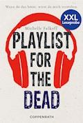 XXL-Leseprobe: Playlist for the dead - Michelle Falkoff - E-Book