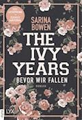XXL-Leseprobe: The Ivy Years - Bevor wir fallen - Sarina Bowen - E-Book