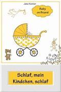 Schlaf, mein Kindchen, schlaf - Jana Küster - E-Book