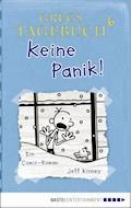 Gregs Tagebuch 6 - Keine Panik! - Jeff Kinney - E-Book