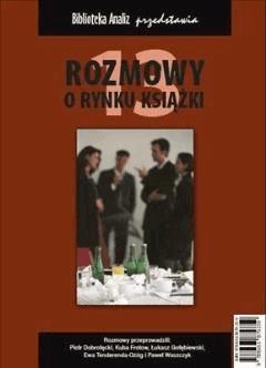 Rozmowy o rynku książki 13 - Praca zbiorowa - ebook