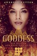 Goddess 1: Ein Diadem aus Reue und Glut - Andreas Dutter - E-Book