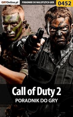 "Call of Duty 2 - poradnik do gry - Jacek ""Stranger"" Hałas - ebook"