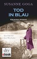 Tod in Blau - Susanne Goga - E-Book