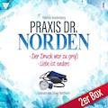 Praxis Dr. Norden 2er Box Nr. 1 - Arztroman - Patricia Vandenberg - Hörbüch