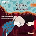 Bulbes i Hania Papierek. Z głową pod dywanem - Anna Onichimowska - audiobook