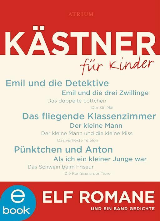 Die Montagsgedichte Erich Kästner E Book Legimi Online