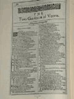 The Two Gentlemen of Verona - William Shakespeare - ebook