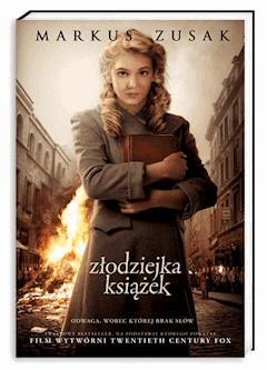 Złodziejka książek - Markus Zusak - ebook + audiobook