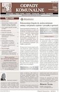 Odpady komunalne. Nr 6/2014 - Opracowanie zbiorowe - ebook