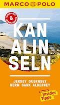 MARCO POLO Reiseführer Kanalinseln, Jersey, Guernsey, Herm, Sark, Alderney - Martin Müller - E-Book