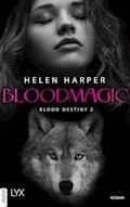 Blood Destiny - Bloodmagic - Helen Harper - E-Book