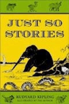 Just so Stories - Rudyard Kipling - ebook